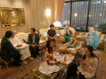 Mufti Family Room